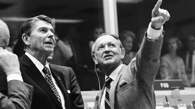 How NASA's first flight director, Christopher Kraft, is being remembered