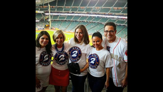 What KPRC 2 anchors and reporters are saying on social media about our…