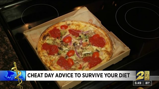 Cheat day advice to survive your diet