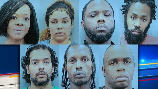 Group 'did research' on River Oaks homes during burglary spree, police say