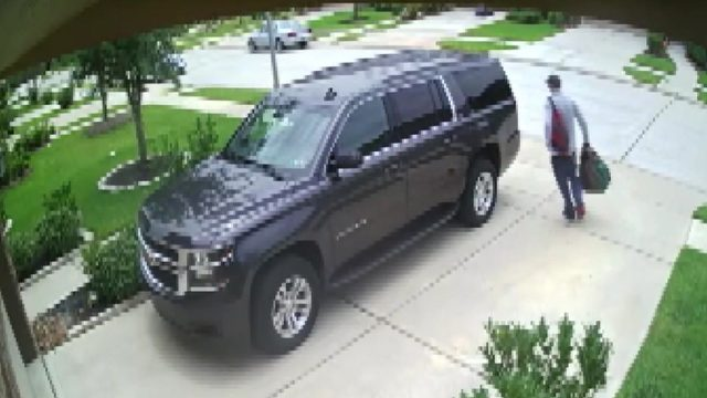 Couple hopes video will help ID thieves who they say stole $50K worth of…