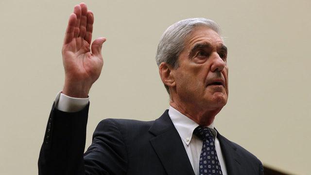 LIVE STREAM: Robert Mueller testifies before Congress about Russia probe