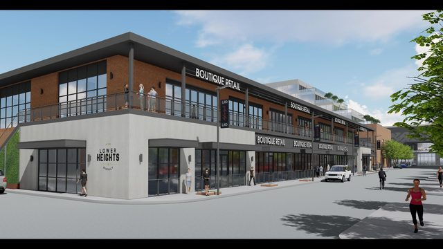 Lower Heights District to bring theater, eateries and retail