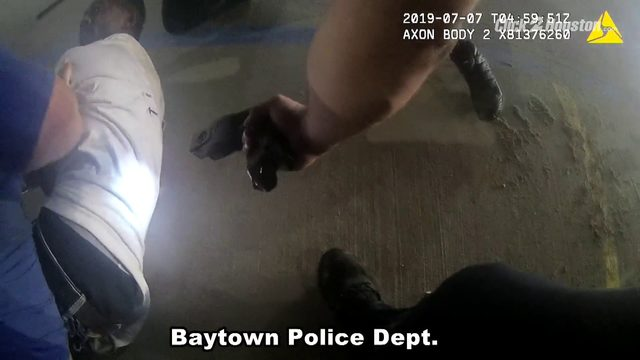 Excessive force? Man claims Baytown officers wrongly assaulted him