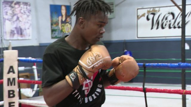 Evan Holyfield, son of Evander, launches pro boxing career