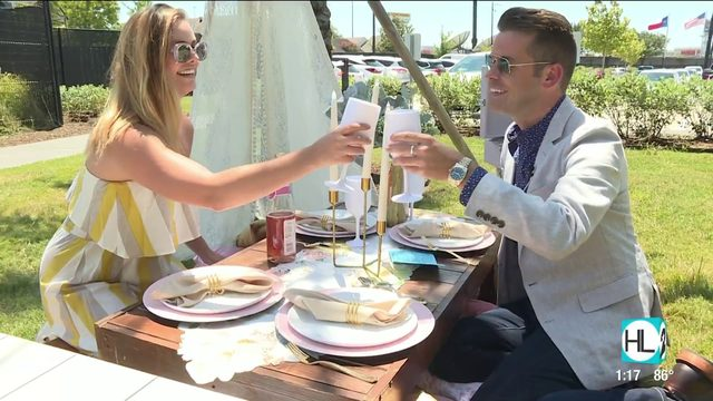 The most instagrammable picnic in Houston | HOUSTON LIFE | KPRC 2