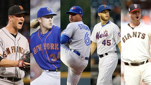 Which players -- pitchers -- the Astros could target at the trade deadline