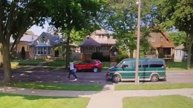 TERRIFYING VIDEO: 5-year-old shot in road rage incident captured on camera