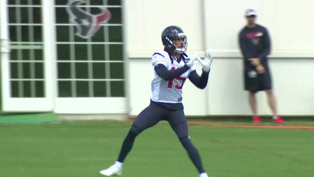 Q&A: How does Will Fuller V feel as Texans training camp gets started?