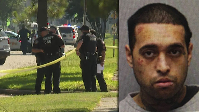 Man who shot at deputy arrested after 2-hour search in NW Harris County,…