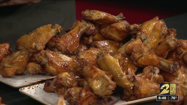 National Chicken Wing Day is Monday