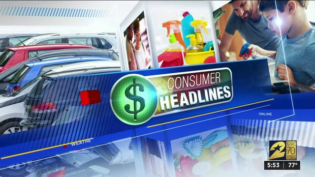 Consumer headlines for July 29, 2019