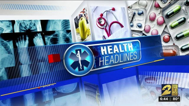 Health headlines for July 30, 2019