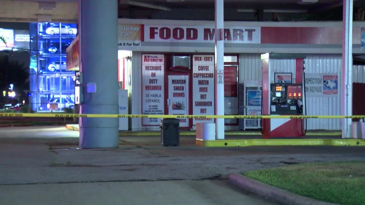 Body found in west Houston parking lot, police suspect foul play