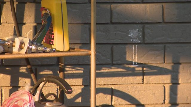 Residents attacked with paintball gun in Dickinson
