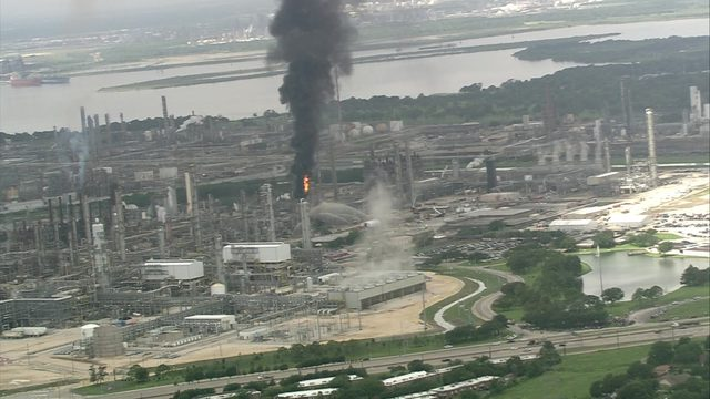What we know about history of ExxonMobil Baytown plant