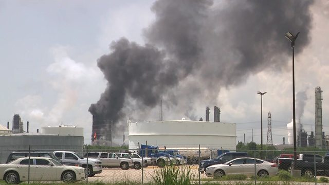 What Baytown residents say about ExxonMobil plant fire