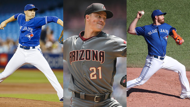 All Aces: Astros get Zack Greinke in trade with Diamondbacks