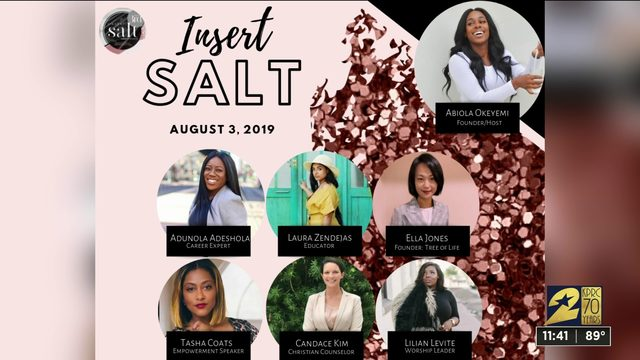 Insert Salt event happening in Houston this weekend