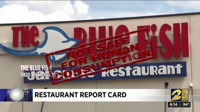 Restaurant Report Card: Aug. 1, 2019