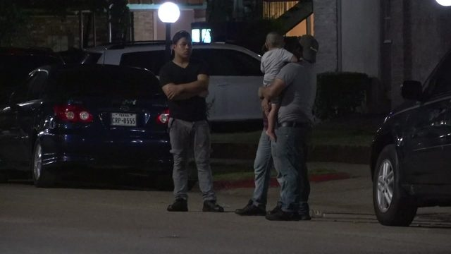 Child found wandering in middle of street in southwest Houston
