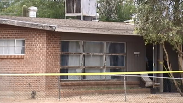 1-year-old dies after being shot by another toddler inside home, authorities say