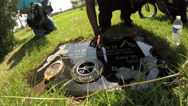 Spencer Solves It: Custom headstone made for teen who was gunned down in…
