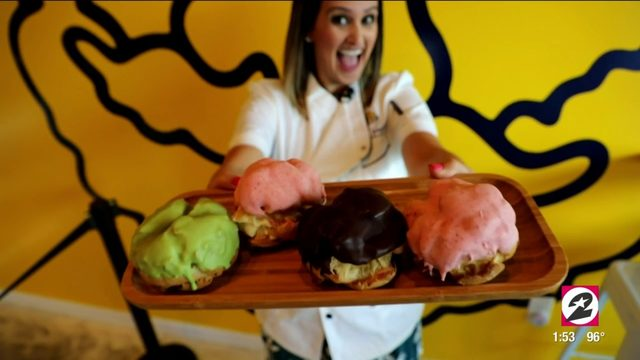 Go cream puff crazy at Beard Papa's in Houston's Chinatown | HOUSTON…