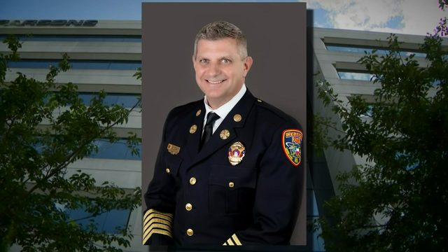 Webster fire chief accused of lying on criminal background application