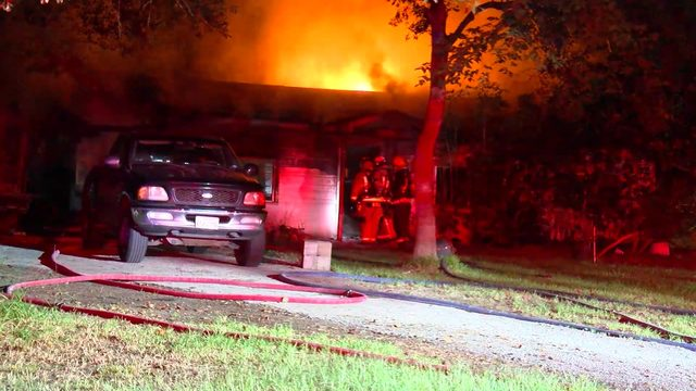 Fire guts home after limited water supply hinders firefighters