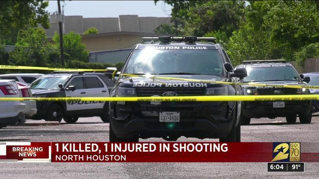 1 Killed, 1 Injured in Shooting