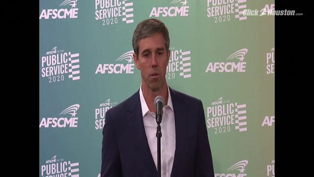 Beto gets emotional about El Paso shooting