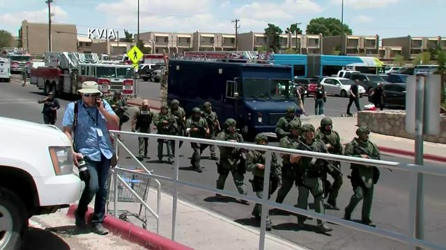 20 people killed, 26 injured in shooting near El Paso shopping mall, Abbott says