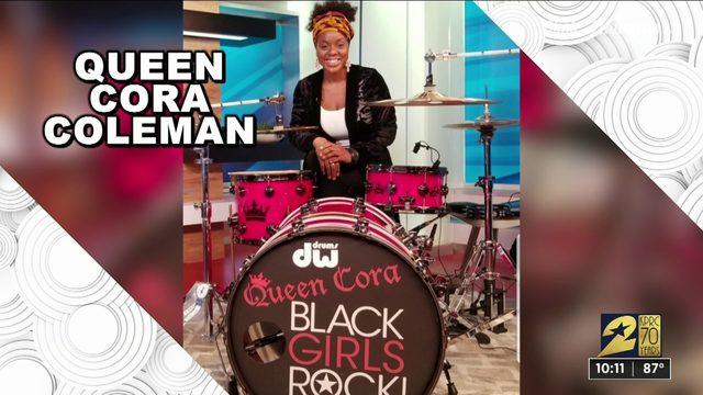 Sunday Conversations: Queen Cora Coleman