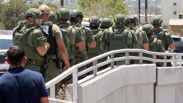 'The scene was a horrific one': 20 killed, 26 injured in El Paso mass shooting