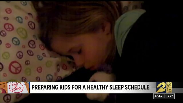 Back 2 School: How to get your kids back on a bedtime routine