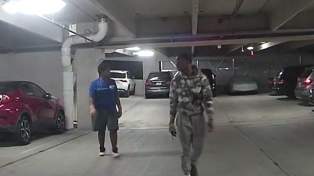 Burglars target dozens of vehicles at luxury apartment complex