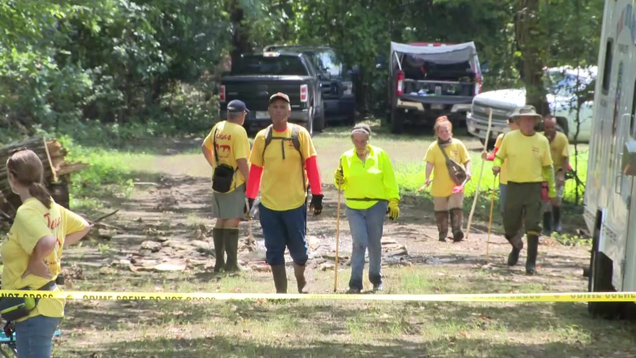 Remains found near where missing man was last seen