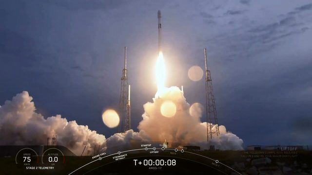 SpaceX launches satellite to provide increased connectivity to Africa
