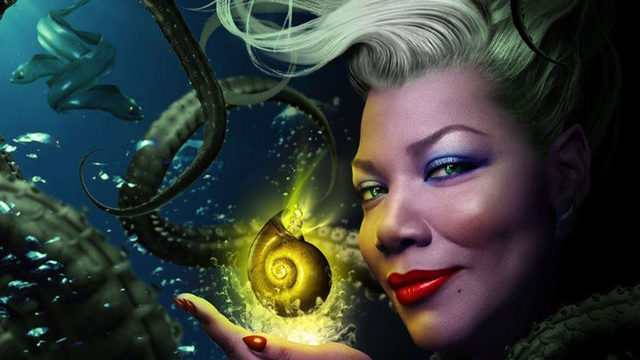 'Little Mermaid' Live TV Musical Casts Queen Latifah as Ursula for ABC