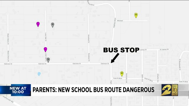 Parents voice concerns with new Magnolia ISD bus routes