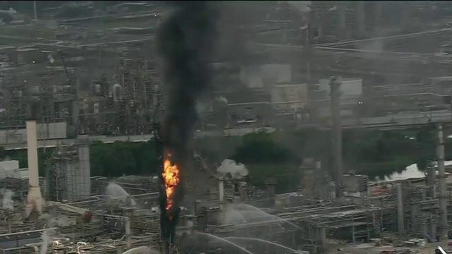 Texas attorney general sues Exxon Mobil