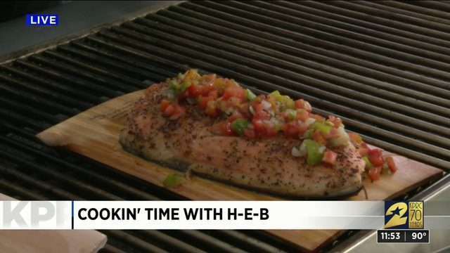 Cookin' time with H-E-B for Aug. 8, 2019