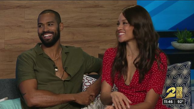"""""""Days of Our Lives"""" stops by the KPRC 2 studio"""