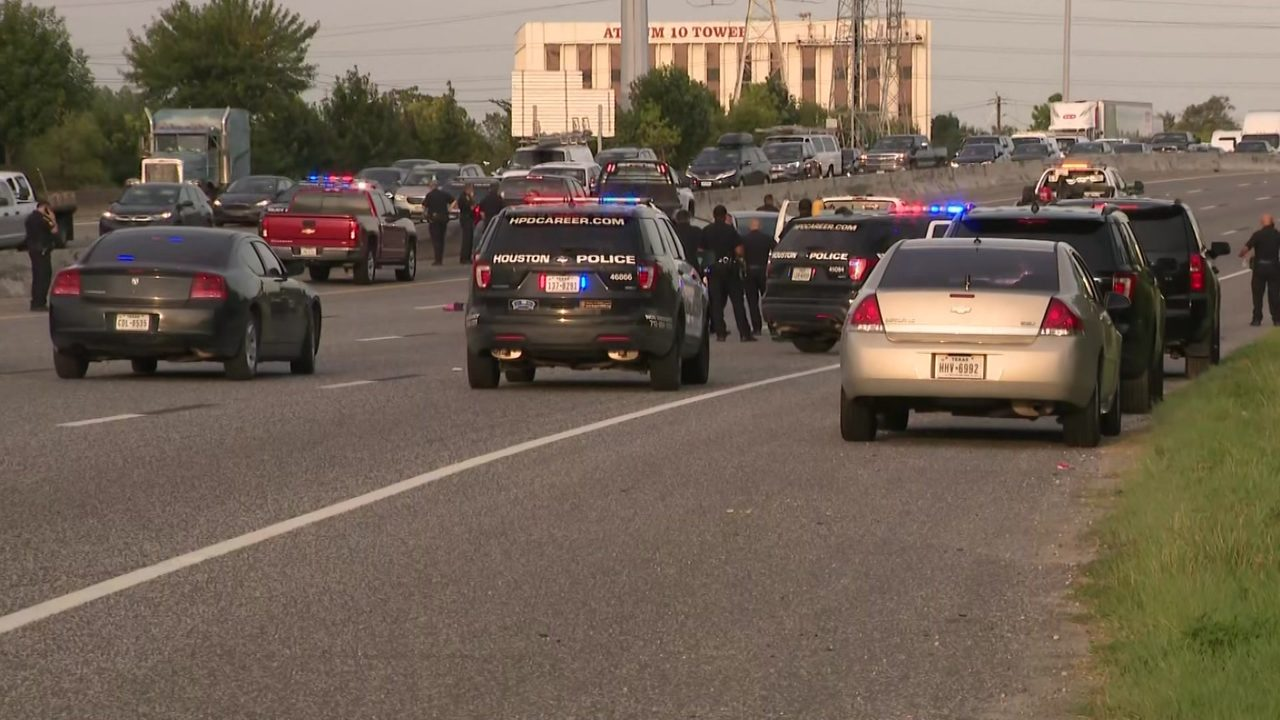 Suspect in deadly rush-hour shooting on East Freeway arrested,