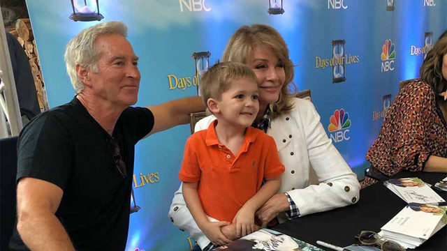 Photos: 'Days of our Lives' stars meet with fans at Memorial City Mall