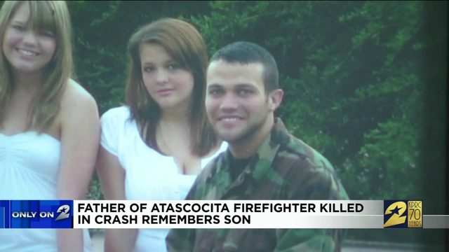 Atascosita Firefighter Killed In Crash Remembered