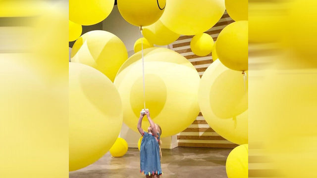Balloon Room hosts Instagram-worthy event in Houston