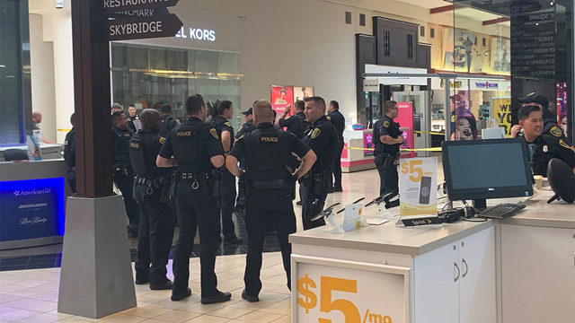 Disturbance Causes Panic at Memorial City Mall