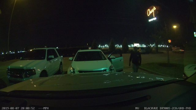Video shows car break-ins at Katy Chuy's